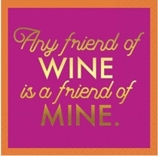 Any Friend of Wine