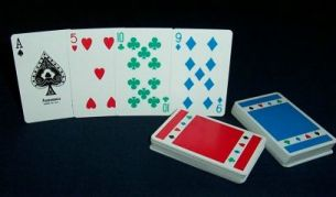 Smart Colors Playing Cards